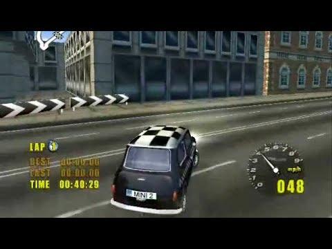 Gameplay Classic British Motor Racing Austin Mini Cooper Youtube