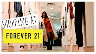#SejalVlogs: Shopping at Forever 21!