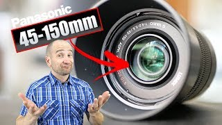 Panasonic 45-150mm f4 0-5 6 Lens Review amp Video Footage