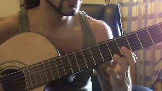 One of the most famous Spanish songs Ever (El Porompompero)-( Guitar Lesson. ) P1