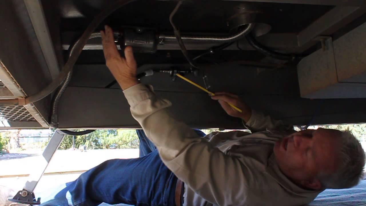 Diesel Heater Van Install Part 5 Youtube