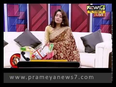 Breakfast Odisha with Jatra Artist Dolly Bhuyan (13.02.2018)