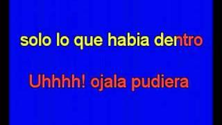 Tercer Cielo-Yo Te Extrañare lyrics