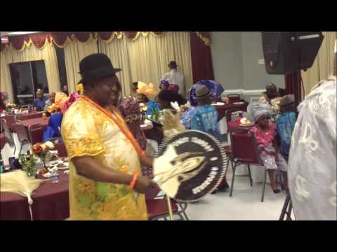 Urhobo National Association of North America(UNANA) Convention 2013 Pt 2