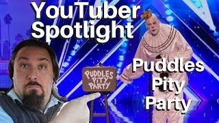 Who Is Puddles Pity Party Clown | YouTuber Spotlight