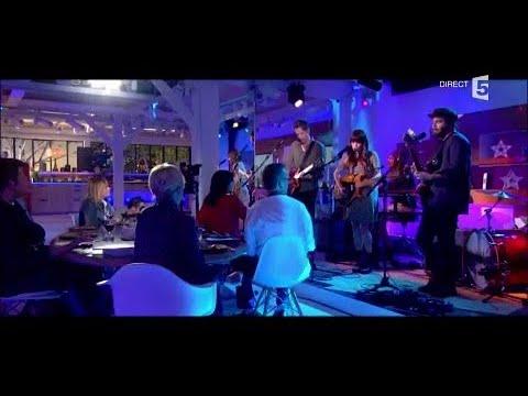 Le live : Angus & Julia Stone - C à Vous - 03/10/2017
