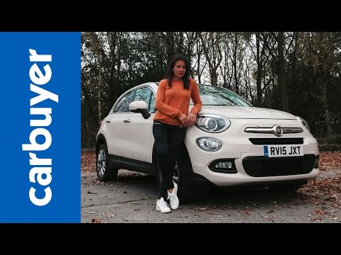 Fiat 500X 2015 review – Carbuyer