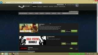 Steam'den Oyun Satın Alma