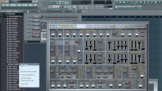 FL STUDIO - Tutorials - How to use automation clips with VST Instruments(In this tutorial, I show you how to use automation clips with VST instrument's that don't support right clicking on nobs and settings like fl studio usually does with ..., 2011-05-11T13:56:44.000Z)