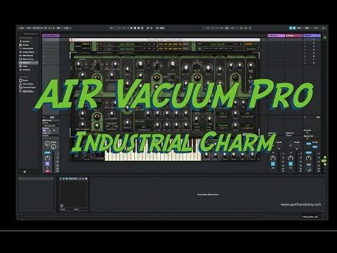 AIR Vacuum Pro - Industrial Charm