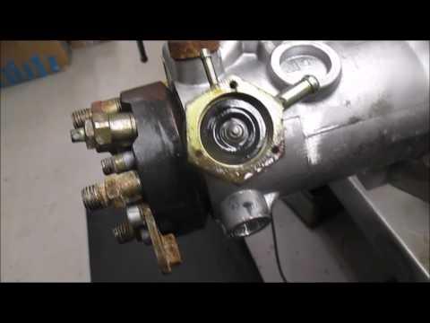 Dieselmeken show MAS100 membran swap Lucas DPC pump