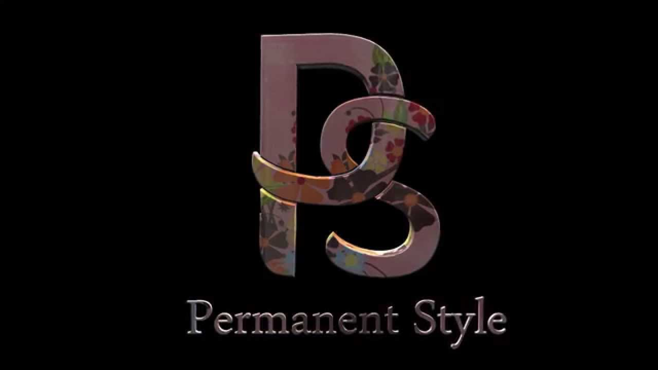 Permanent style