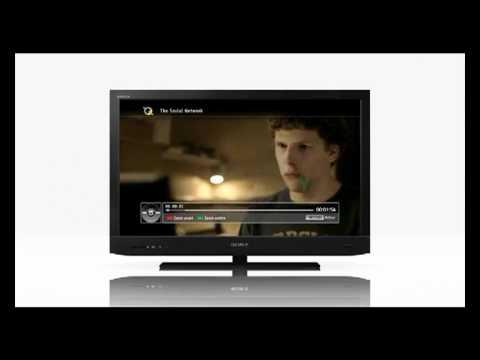 Sony KDL55EX720 TV LCD 55 LED 3D Ready
