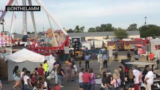 1 dead, several hurt after ride malfunctions at Ohio State Fair