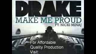 Drake - Im So proud Of You (Instrumental)