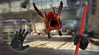 HALF-LIFE VR GAME!  | Half-Lifey (HTC Vive Gameplay)