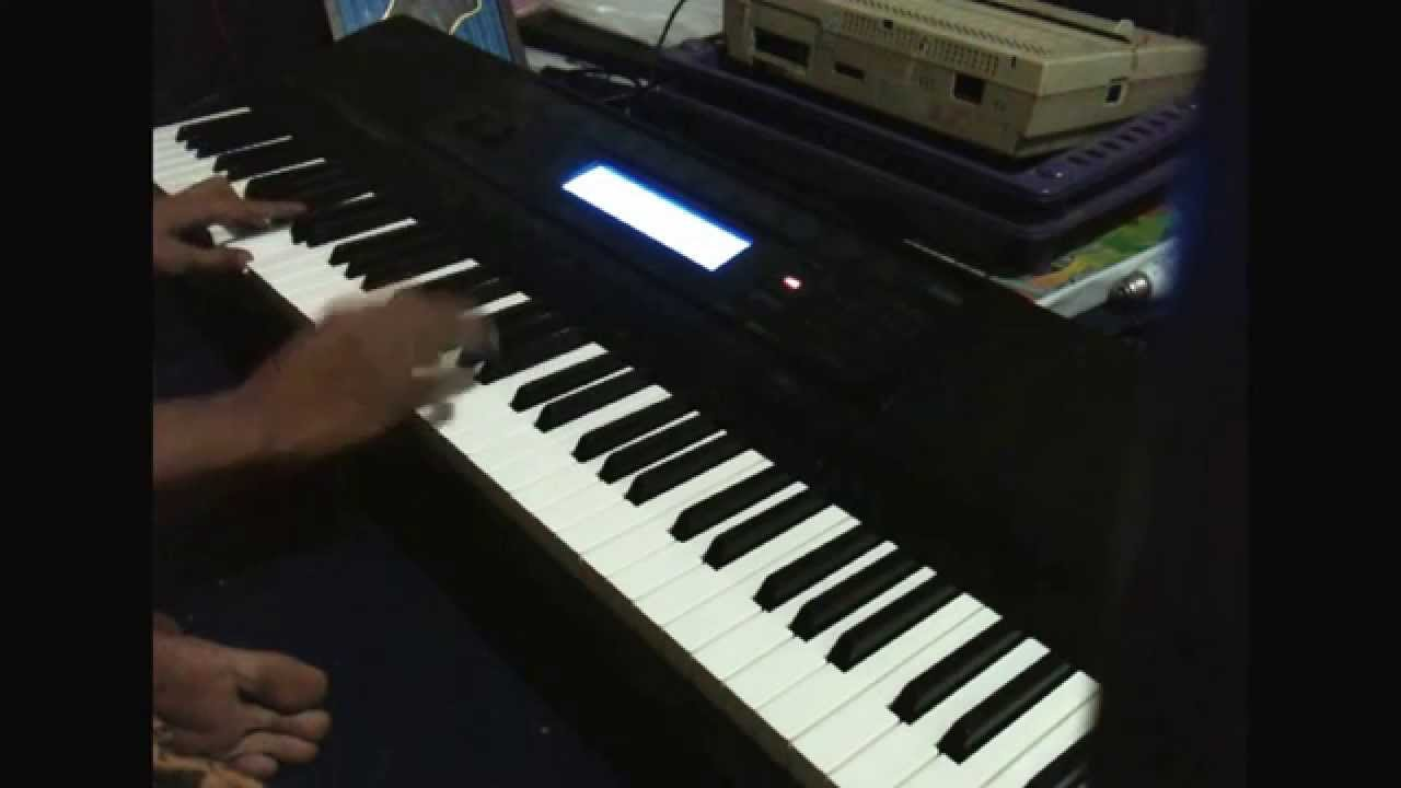 Dangdut secangkir kopi organ tunggal Casio wk 500 by Rancho - YouTube