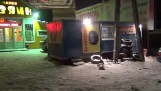 Шиномонтаж в Вартемягах, Приозерское шоссе 121, напротив магазина Дикси, у ТК Хозяин(, 2015-01-23T18:47:01.000Z)