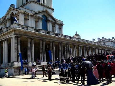 London Royal Naval College Greenwich