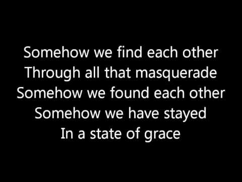 Rush-Ghost Of A Chance (Lyrics)