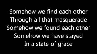 Rush-Ghost Of A Chance (Lyrics)