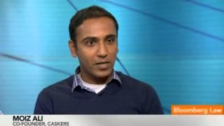 Feb. 20 (Bloomberg) -- Steven Abt and Moiz Ali, founders of Caskers...