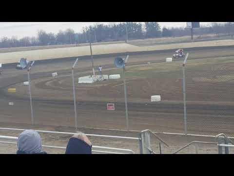 Sprint Invaders Hot Laps 34 Raceway 3-31-18