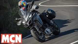 Ducati Multistrada 1260 S First Rides Motorcyclenews Com