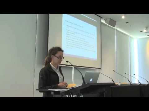 Andrea Gaynor: Innovations in Australian urban agro-food networks