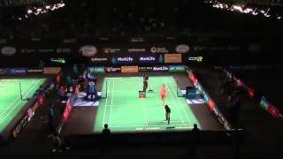 Badminton Wang Shixian vs Saina Nehwal |  Badminton 2015 New