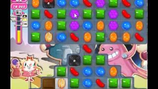 Candy Crush Saga Level 89 - 2 Star - no boosters