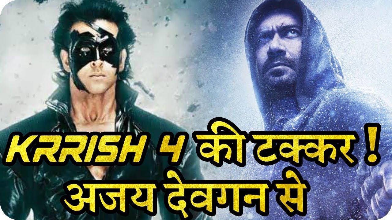 Krrish 4 : Biggest Shocking Clash with Ajay Devgn-Ranbir ...