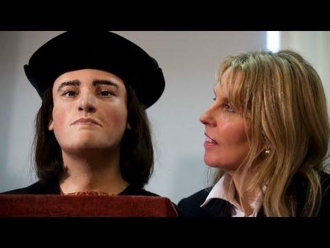 Richard III body debunks image