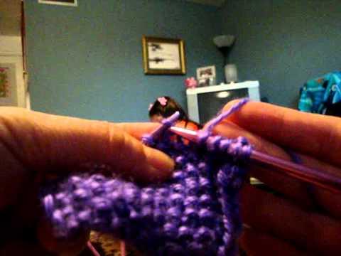 mũi đan lồng tôm