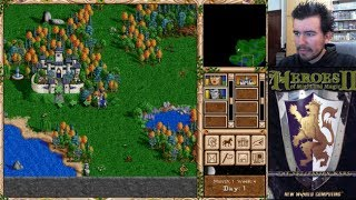 HEROES OF MIGHT AND MAGIC 2 (PC) || Domingos con Slobulus 44 || Gameplay / Tutorial en Español