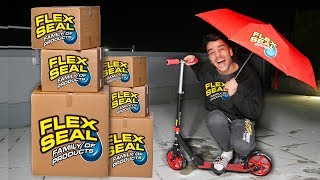 i Bought EVERYTHING From The FLEX SEAL Website! (Phil Swift Flex Tape Product TEST)