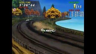 Sega Rally Championship (PC) -  Stratos Run