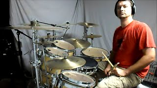 KORN - Clown - Drums Only