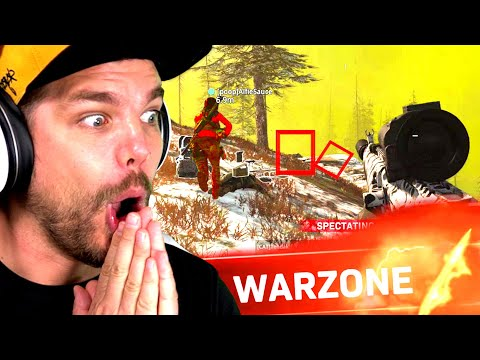 JE SPEC LE MEILLEUR HACKEUR sur WARZONE ??!! (le Battle Royale de Call of Duty Modern Warfare)