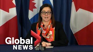 Coronavirus Outbreak: Toronto Emergency S Provide Update On Covid-19 Response | Full