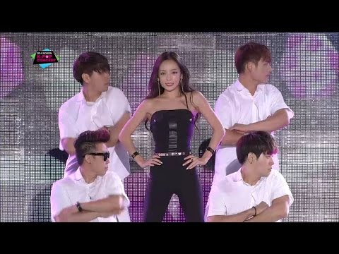 【TVPP】KARA - Mamma Mia, 카라 - 맘마미아 @ Incheon K-POP Concert Live