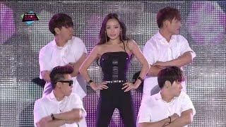 【TVPP】KARA - Mamma Mia, 카라 - 맘마미아 @ Incheon K-POP Concert Live