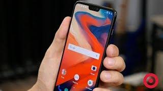 Обзор Oneplus 6 – лучший Android-смартфон 2018?