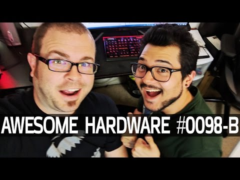Awesome Hardware #0098-B: Ryzen SO HOT Right Now (literally), GTX 1080 Ti WATER BLOCK!