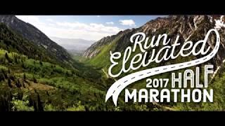 Run Elevated Half Marathon Course