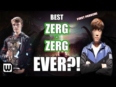 Best Zerg Player 2019 Starcraft 2 IEM Katowice 2019! Serral (Zerg) v soO (Zerg)   FIRST