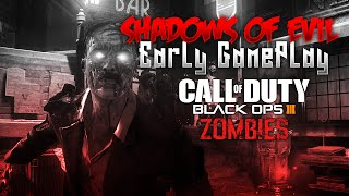 Black Ops 3 Ps3 GamePlay - Shadows Of Evil