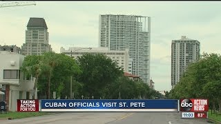 St. Petersburg hoping to draw Cuban Consulate