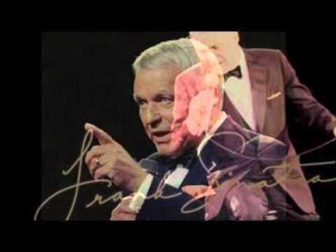 Frank Sinatra. The Way You Look Tonight..
