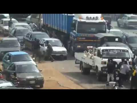 Shiites clash with army troops on escort duty in Abuja